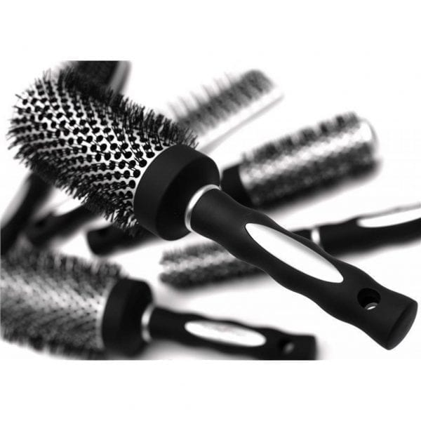 Excellent Brushes Nano-Silver Heat Retaining Round Brush 53mm