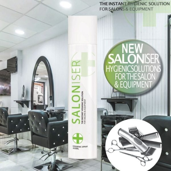 Hygienic Sanitising Spray for Salons