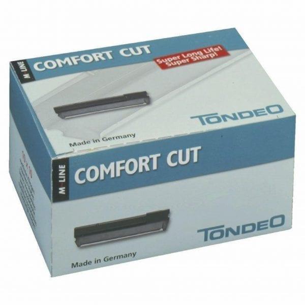Tondeo Comfort Cut Blades