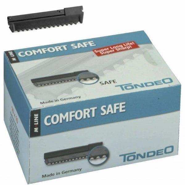 Tondeo Comfort Safe Blades
