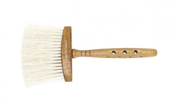 YS Park Horse hair Neck Brush